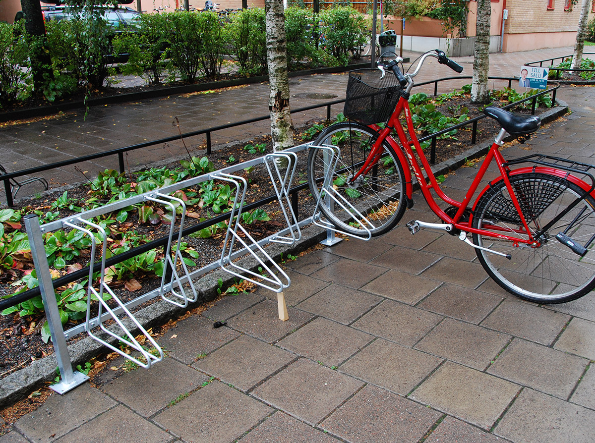 Cykelställ SCR 12